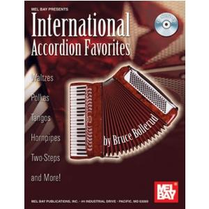 PWM Różni - International accordion favorites (utwory na  (...)