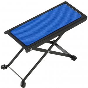 BSX 536501 podnóżek dla gitarzysty niebieski 12 - 25 cm