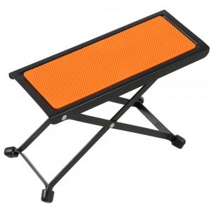 BSX 536502 podnóżek dla gitarzysty pomarańczowy