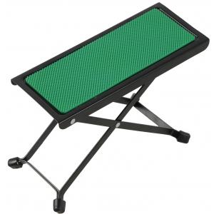 BSX 536503 podnóżek dla gitarzysty zielony