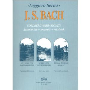 PWM Bach Johann Sebastian - Wariacje Goldbergowskie na  (...)