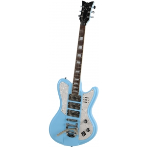 Schecter Ultra III Vintage Blue gitara elektryczna
