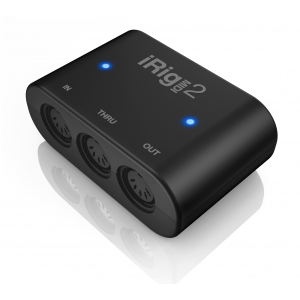 IK Multimedia iRig MIDI 2 interface do Android/iPhone/iPod  (...)