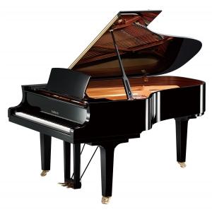 Yamaha C6X PE fortepian (212 cm)