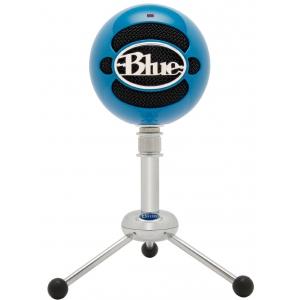 Blue Microphones Snowball EB mikrofon pojemnościowy USB (Electric Blue)