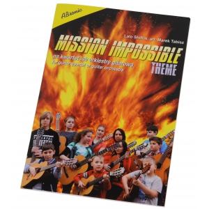 AN Lao Shifrin ″Mission Impossible Theme″ książka