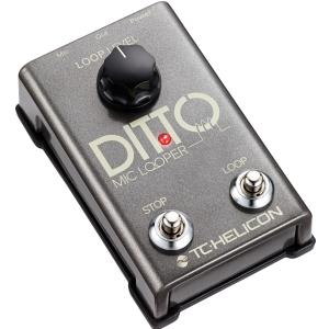 TC Helicon Ditto Mic Looper procesor wokalowy