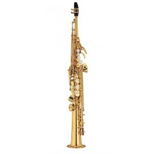 Yamaha YSS-475 II saksofon sopranowy, lakierowany (z futerałem)