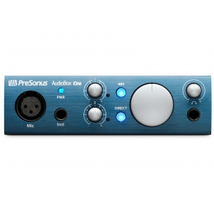 Presonus AudioBox iOne USB interfejs audio