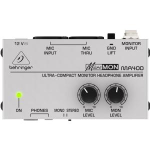 Behringer MA400 Pro MICROMON kompaktowy monitorowy  (...)