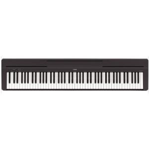 Yamaha P 45 B pianino cyfrowe (czarne)