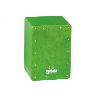 Nino 955GR Cajon Shaker (zielony)