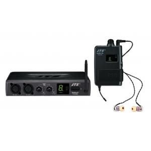 JTS SIEM-2T System, douszny system monitorowy ze słuchawkami