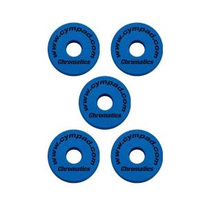 Cympad Chromatic 40/15mm Set Blue podkładki do talerzy  (...)