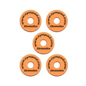 Cympad Chromatic 40/15mm Set Orange podkładki do talerzy  (...)