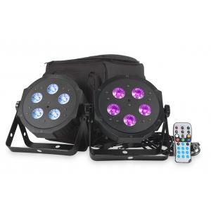 American DJ VPAR PAK - zestaw 2 reflektorów LED RGBA +  (...)