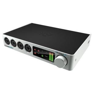 iConnectivity iConnectAUDIO4+ interfejs audio/MIDI do iPad, iPod, iPhone, Mac/PC (USB)