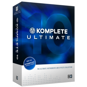Native Instruments Komplete 10 Ultimate Update - Update z Komplete Ultimate 8 i 9