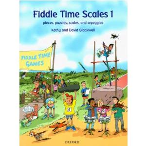 PWM Blackwell Kathy - Fiddle time scales,cz.1. Utworki,  (...)