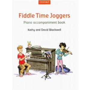 PWM Blackwell Kathy, David - Fiddle time joggers. Akompaniament fortepianowy