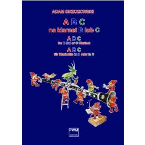 PWM Brzozowski Adam - ABC na klarnet B lub C (z.1).  (...)