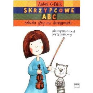 PWM Cofalik Antoni - Skrzypcowe ABC. Szkoła gry na  (...)