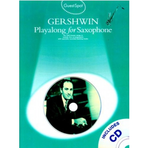 PWM Gershwin George - Playalong for saxophone (utwory na  (...)