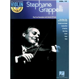 PWM Grappelli Stephane - Grappelli Playalong na skrzypce  (...)
