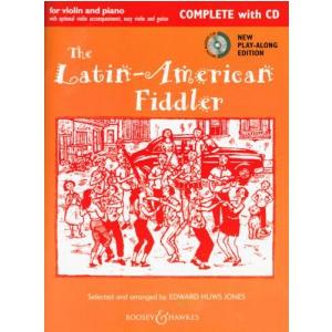 PWM Huws Jones Edward - The Latin-American Fiddler (utwory  (...)