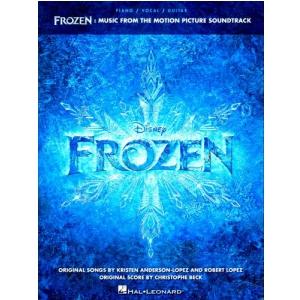 PWM Różni - Frozen (utwory na fortepian, wokal i gitarę)