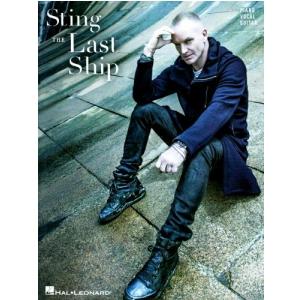 PWM Sting - The Last Ship (utwory na fortepian, wokal i  (...)