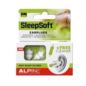 Alpine SleepSoft zatyczki do uszu (para)