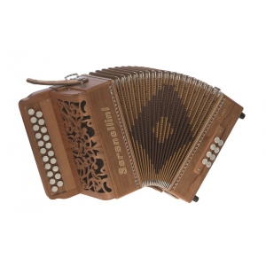 Serenellini Lady 21/3/1  8/3/1  akordeon diatoniczny