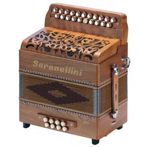 Serenellini Selli 21/2/1  8/3/1  akordeon diatoniczny