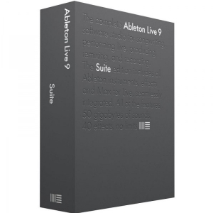 Ableton Live 9 Upgrade z Standard 1-8 do Suite 9 program komputerowy (DIGI)