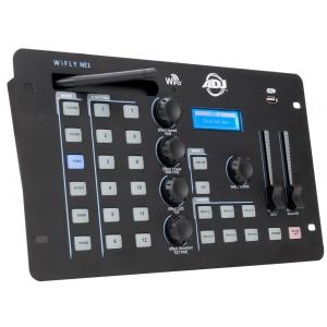 American DJ WiFly NE1 sterownik DMX z sytemem bezprzewodowym