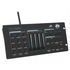 American DJ WiFly RGBW8C sterownik DMX do LED z sytemem  (...)