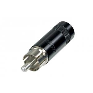Rean NYS 352 B wtyk RCA na kabel, czarny