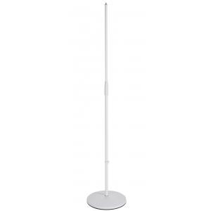 K&M 26010-300-76 statyw mikrofonowy prosty, biały