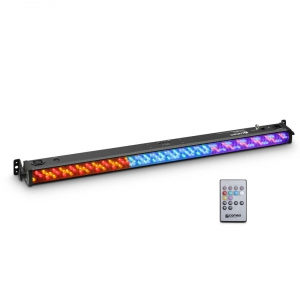 Cameo BAR 10 RGB IR - LEDBAR 252 x 10 mm LED RGB IR -  (...)