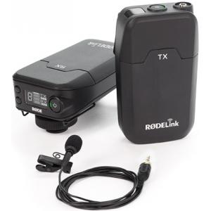 Rode RodeLink Filmmaker Kit cyfrowy zestaw bezprzewodowy  (...)