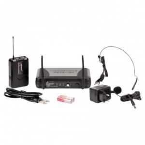 Karsect WR-25/PT-25/HT-9A mikrofon bezprzewodowy nagłowny  (...)