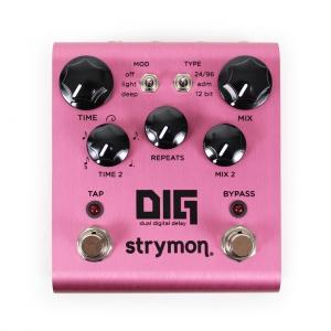 Strymon DIG dual digital delay efekt do gitary elektrycznej
