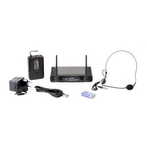 Karsect WR-9/PT-15/HT-9A mikrofon bezprzewodowy nagłowny