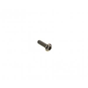 Amex M3 śruba Torx T10 dł.10mm, czarna, do złącz  (...)