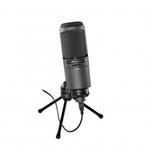 Audio Technica AT-2020 USBi mikrofon pojemnościowy USB,  (...)