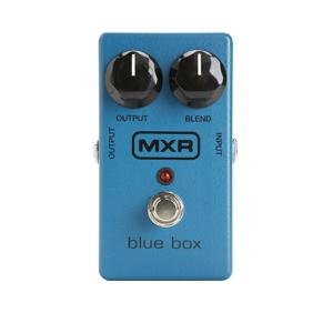 MXR M 103 Blue Box fuzz/octaver efekt gitarowy