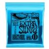 Ernie Ball 2225 NC Extra Slinky struny do gitary elektrycznej 8-38