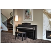 Yamaha CSP 150 B Clavinova pianino cyfrowe (kolor: czarny)