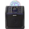 Gemini MPA500, mobilny zestaw aktywny, Bluetooth, AUX, LED, Akumulator, czarny